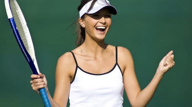 【テニスレッスン】いよいよスタート!レディース専門クラス