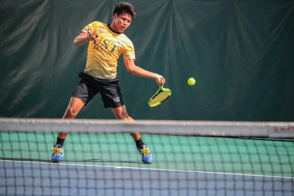テニス上級者になるために