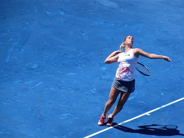 テニス女子WTAランキングに見る選手寿命