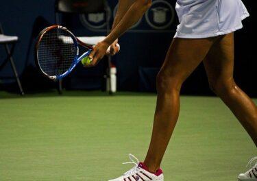 「テニス」サーブの確立と確率どっちが大事?